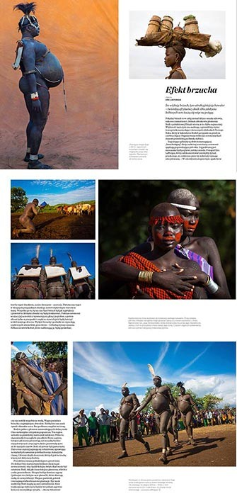 National Geographic - Bodi tribe
