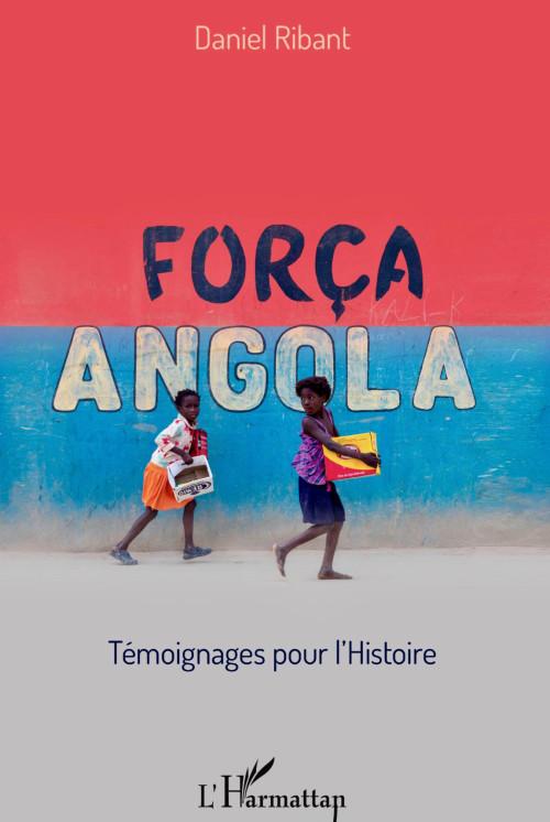 Forca Angola book