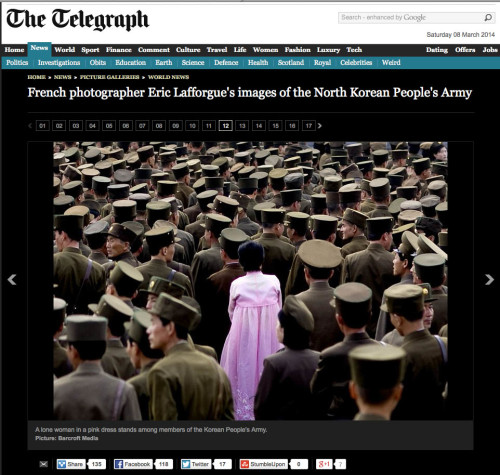 The Telegraph - NK
