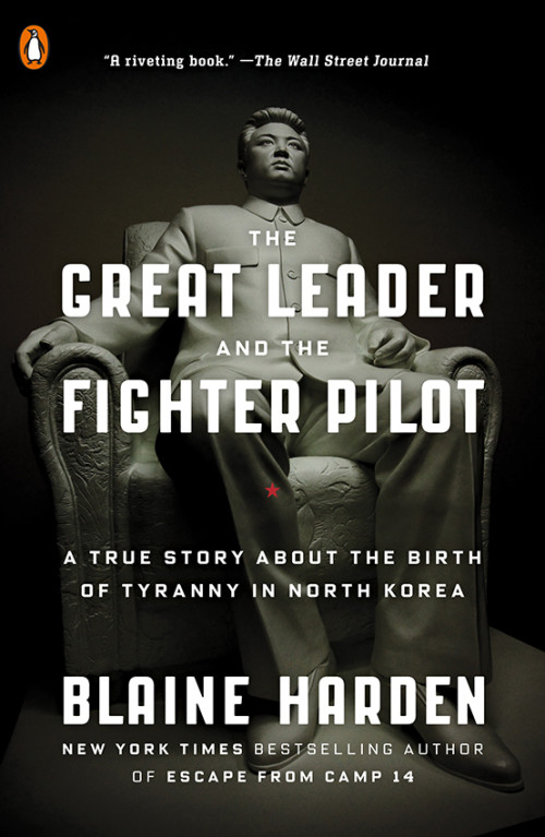 Blaine Harden book cover