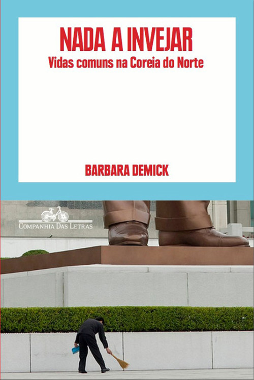 Barbara Demick book cover Brazil