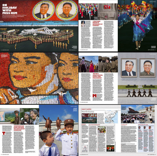 Lonely Planet Magazine - North Korea