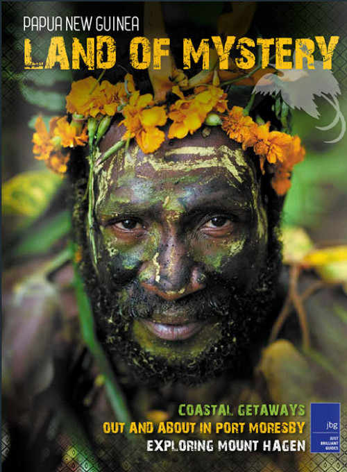 Papua New Guinea Land of Mystery
