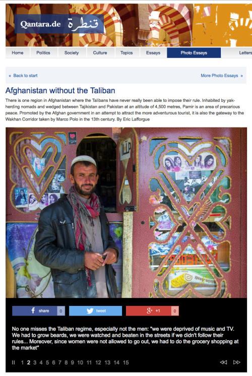 Qantara DE - Afghanistan