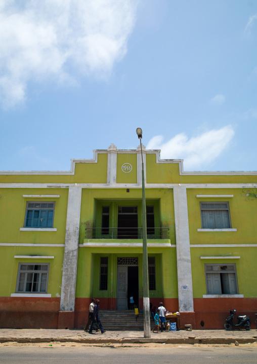 Former portuguese building, Namibe Province, Namibe, Angola
