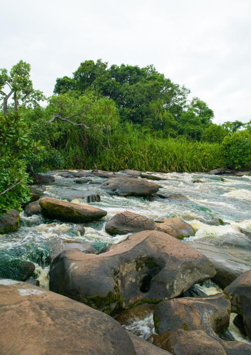Calandula waterfalls, Malanje Province, Calandula, Angola