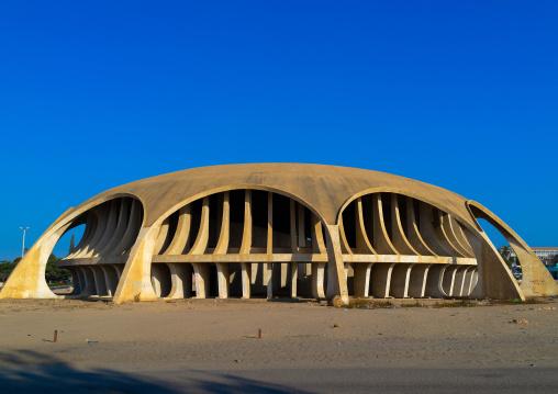 Cine Estudio designed by Botelho Vasconcelos of atelier Boper, Namibe Province, Namibe, Angola