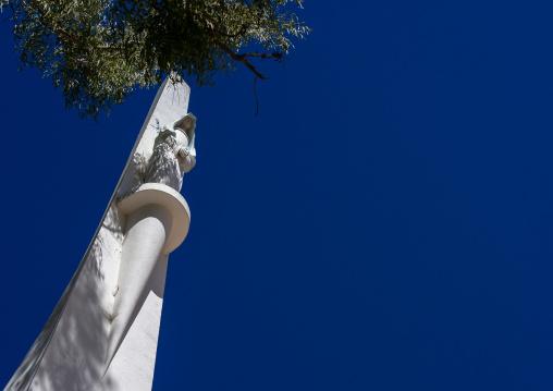 Lady of the hill monument, Huila Province, Lubango, Angola