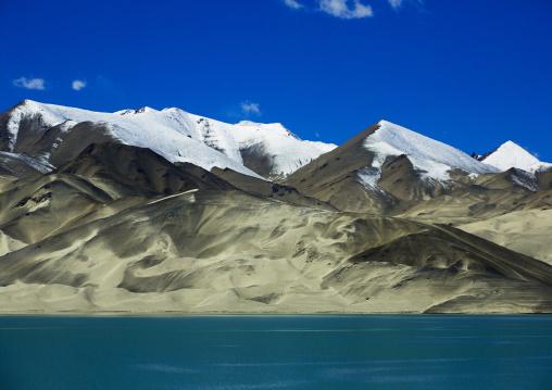Karakul Lake, Xinjiang Uyghur Autonomous Region, China