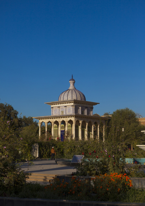 Mausoleum Of Amanishahan In Yarkand, Xinjiang Uyghur Autonomous Region, China