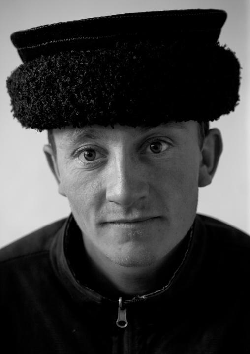 Tajik Man, Xinjiang Uyghur Autonomous Region, China