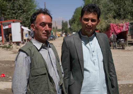Afghan travel agent malang darya, Badakhshan province, Ishkashim, Afghanistan