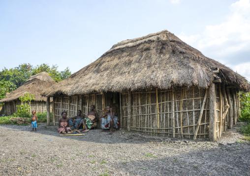 Benin, West Africa, Onigbolo Isaba, holi tribe traditional houses