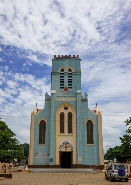 Benin, West Africa, Ouidah, first catholic church in west africa