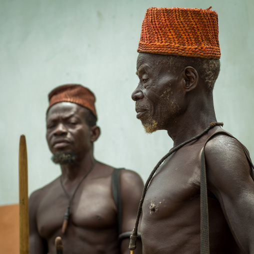 Benin, West Africa, Taneka-Koko, traditional healers