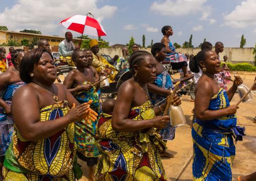 Benin, West Africa, Porto-Novo, porto-novo king toffa ii coach