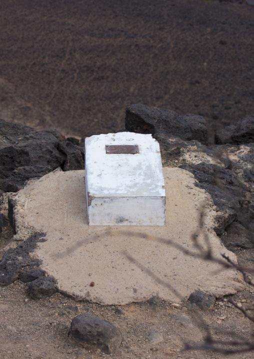 Bernard Borrel Memorial, Goubet Al-kharab, Djibouti