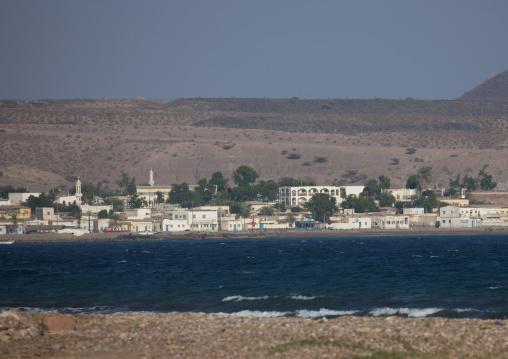 Coastline, Tadjourah, Djibouti