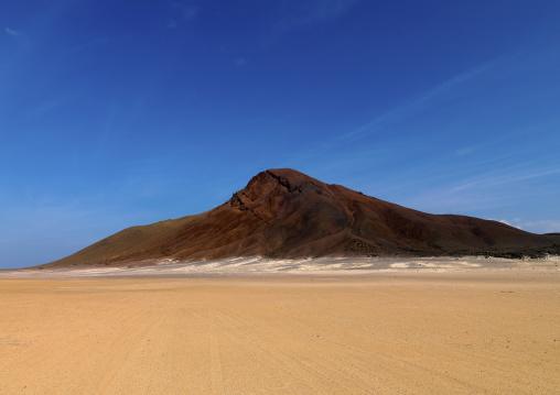 Ras Doumera Volcano, Near Border With Eritrea, Obock, Djibouti