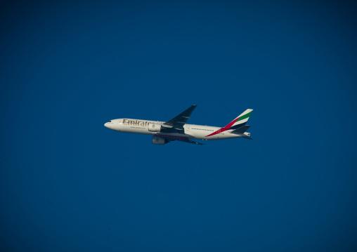 Emirates Plane, Dubai
