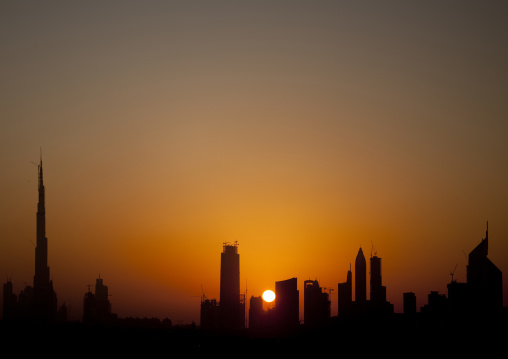 Burj Dubai Tower, Dubai
