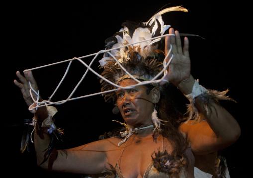 Kai Kai Strings Competition, Easter Island, Chile
