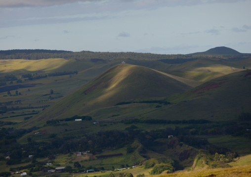 Hills In Easter Island, Chile