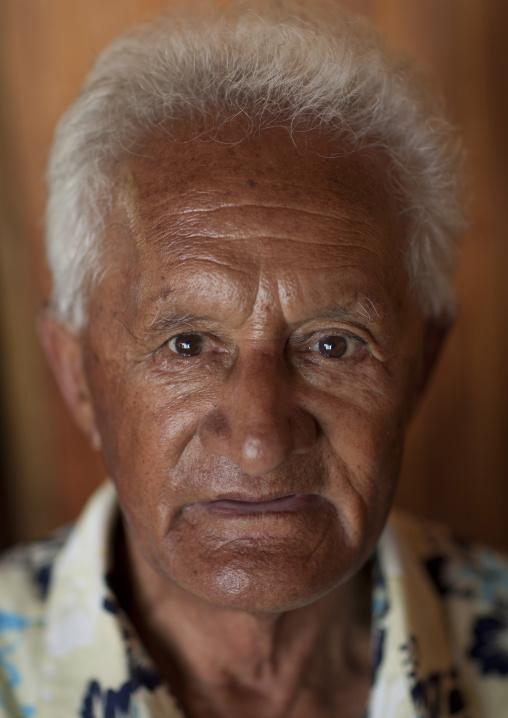 Riroroko Tuki Valentino, The Last King Of Easter Island, Chile