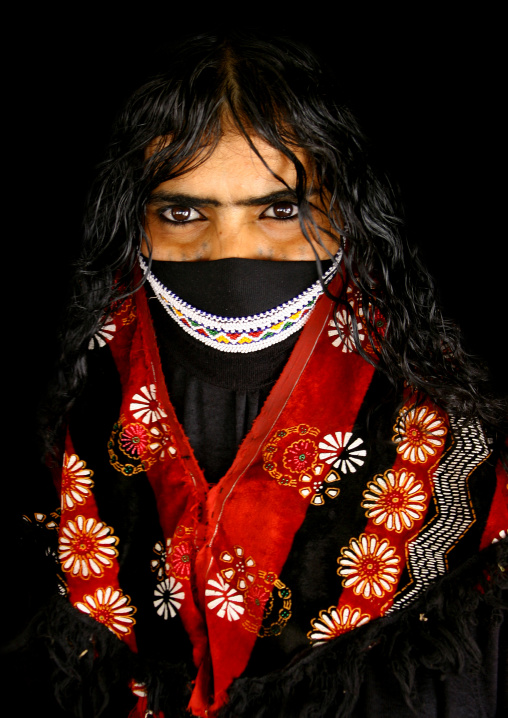 Eritrea, Horn Of Africa, Massawa, rashaida tribe woman