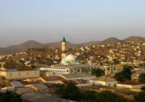 The Grand Mosque, Keren, Eritrea
