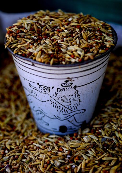 Seeds In Asmara Mercato, Eritrea