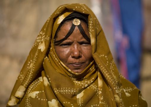 Eritrean Woman, Keren,  Eritrea