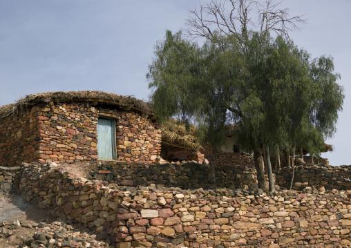 Stone House Near Asmara, Eritrea