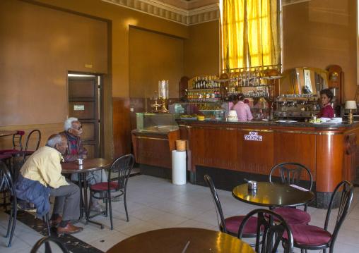 Roma Cinema Bar, Central region, Asmara, Eritrea