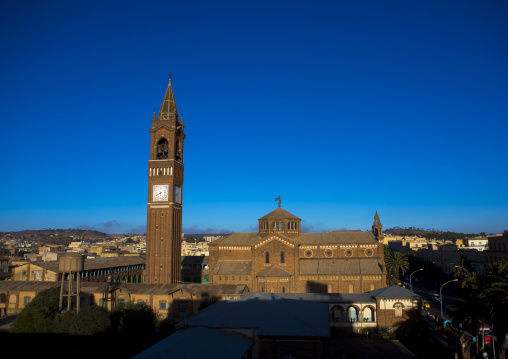 St Joseph Cathedral, Central region, Asmara, Eritrea