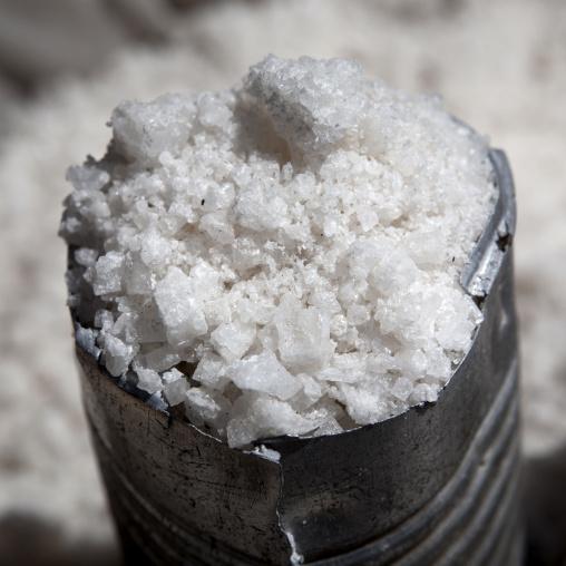 Salt From Assal Lake, Dire Dawa, Ethiopia