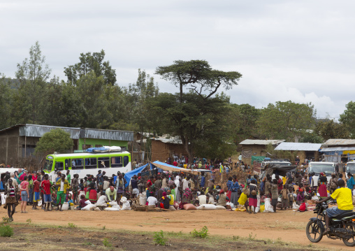 Key Afer Market, Omo Valley, Ethiopia
