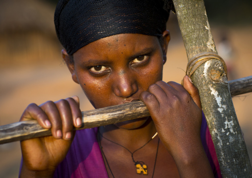 Young Ethiopian Woman, Kobown, Ethiopia