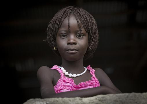 Anuak Tribe Girl, Gambela, Ethiopia