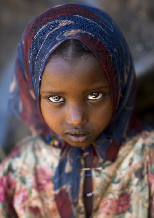 Miss Daki Dae, Borana Tribe Girl, Yabelo, Ethiopia