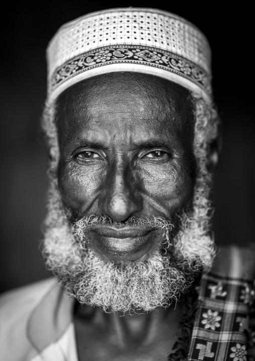 Afar Tribe Elder, Afambo, Ethiopia
