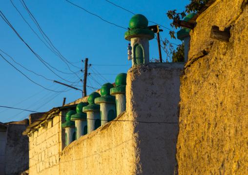 A mosque in the old area of Jugol, Harari Region, Harar, Ethiopia