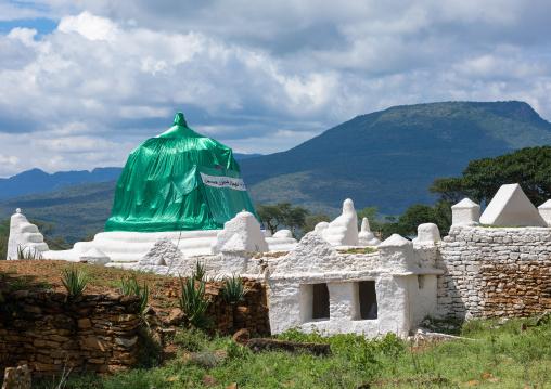 Shrine which hosts the tomb of sufi Sheikh Hussein , Oromia, Sheik Hussein, Ethiopia