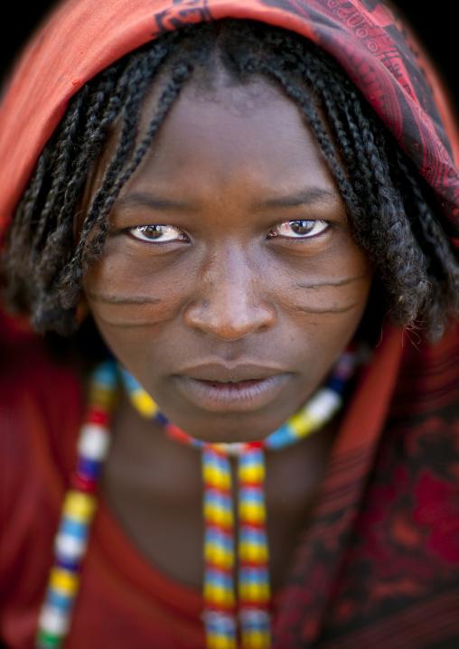 Miss Noure, Karayu Tribe, Ethiopia