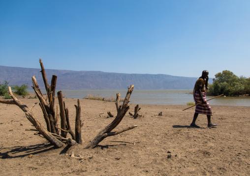 Afambo lake, Afar Region, Afambo, Ethiopia