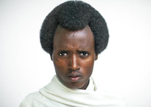 Karrayyu Tribe Man, Metahara, Ethiopia