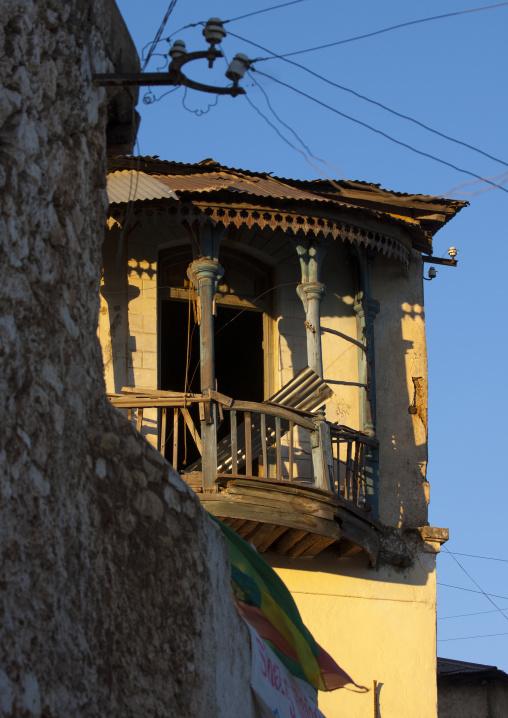 Old House, Harar, Ethiopia