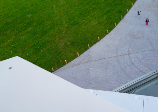 Louis Vuitton Foundation Museum, Bois De Boulogne, Paris, France