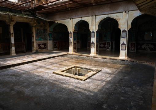 Taragarh fort courtyard, Rajasthan, Bundi, India