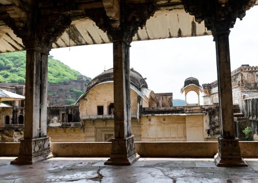 Taragarh fort, Rajasthan, Bundi, India
